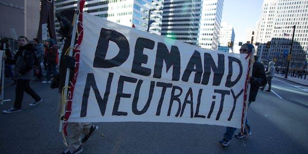 demand net neutrality