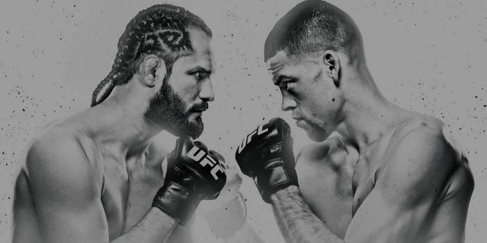 Diaz vs Masvidal live stream UFC 244