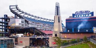 gillette-stadium how to stream patriots vs browns live