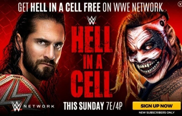 Hell in a Cell live stream