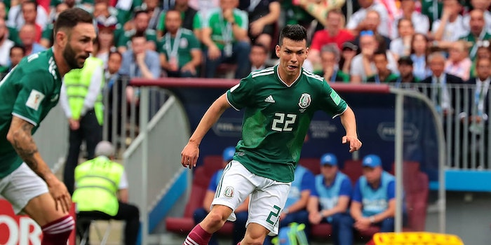 hirving lozano mexico vs bermuda concacaf nations league