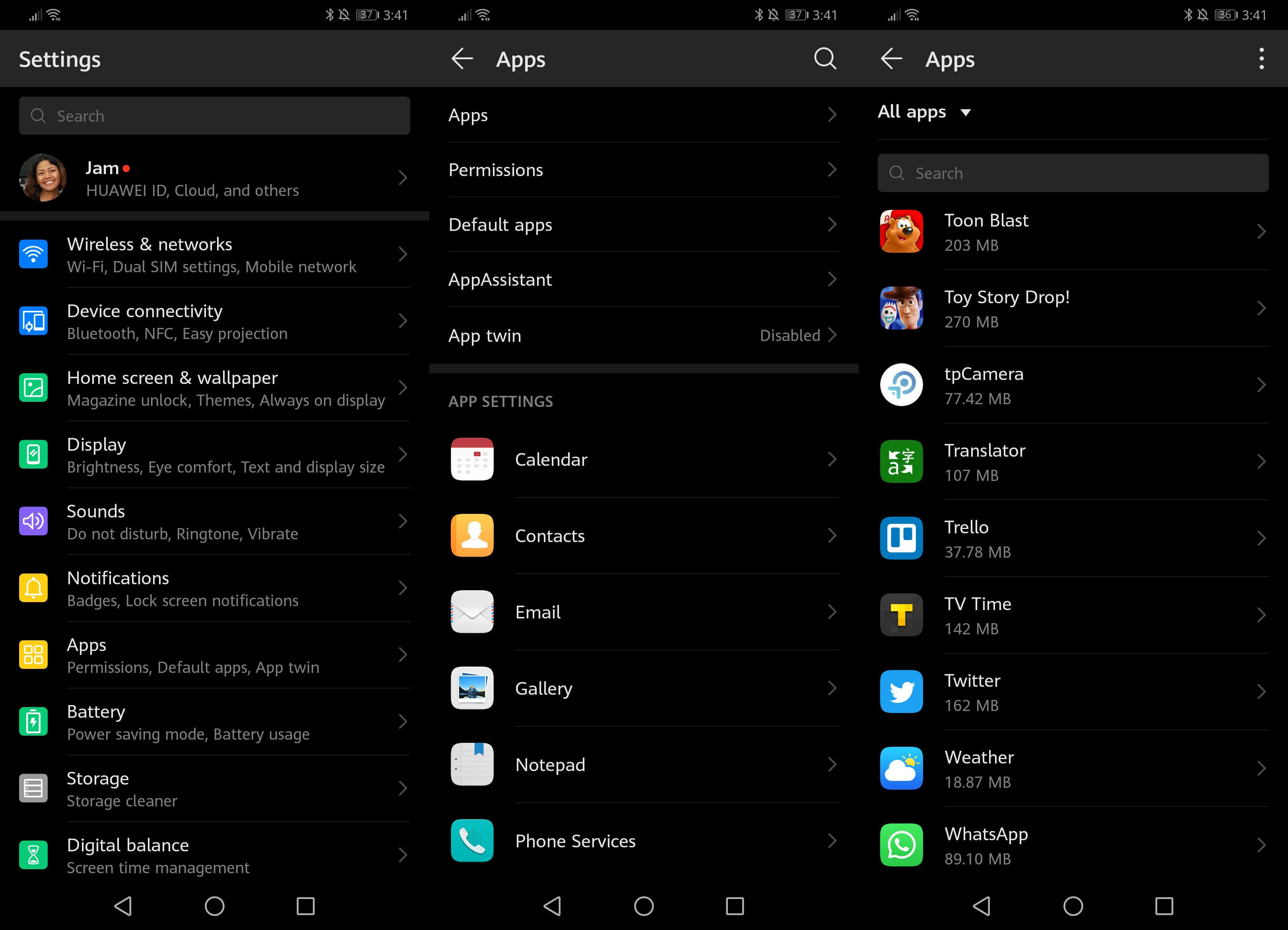 uninstall android apps - delete apps on android phones