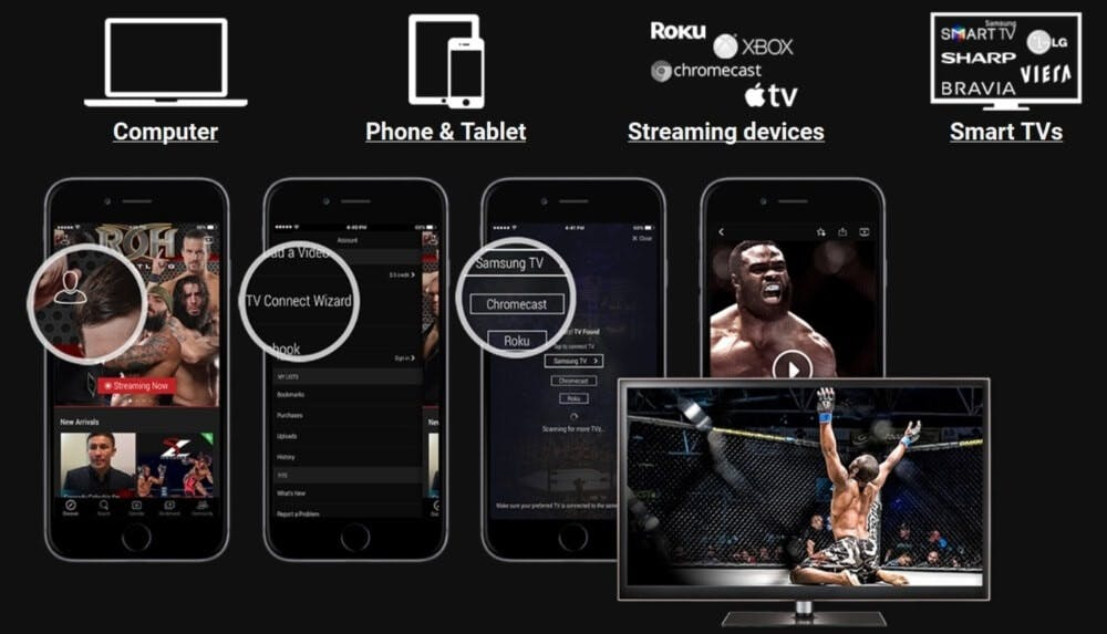 How to watch MLW Saturday Night SuperFight live stream Fite TV