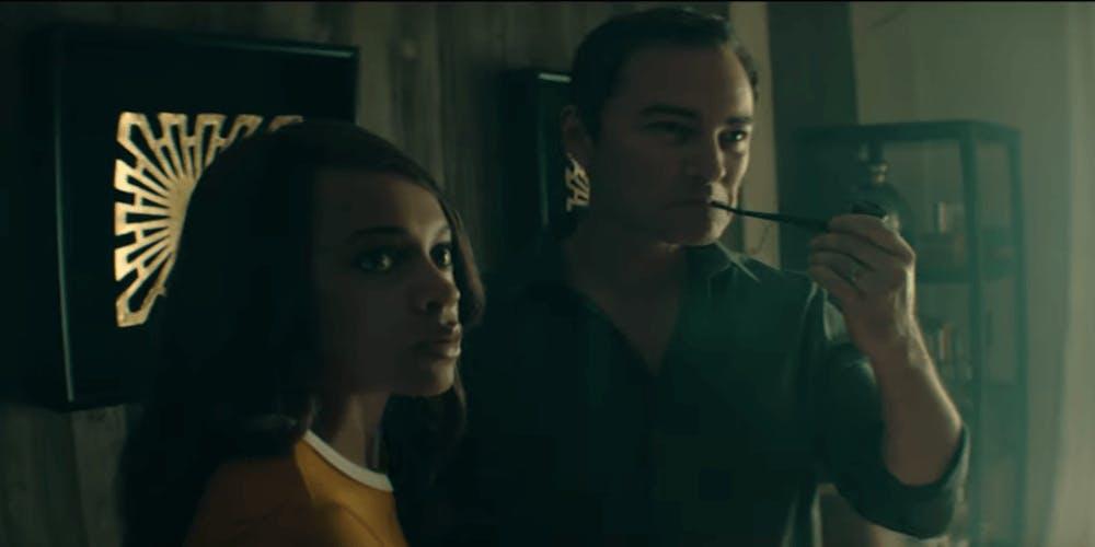 Hulu Into the Dark: Pilgrim review