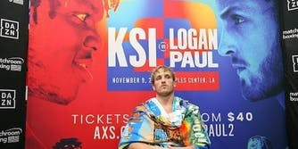 Logan Paul vs KSI brain damage