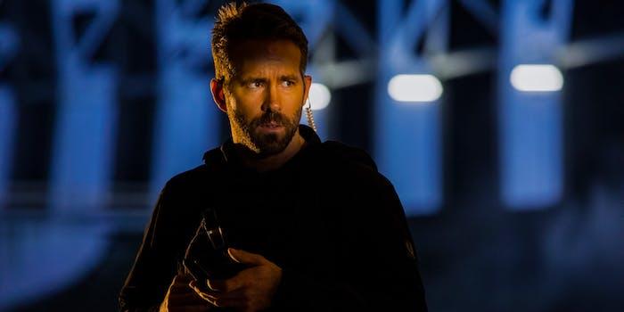 Netflix 6 Underground trailer release date Ryan Reynolds