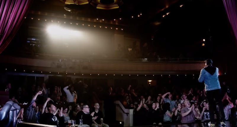Netflix Arsenio Hall review