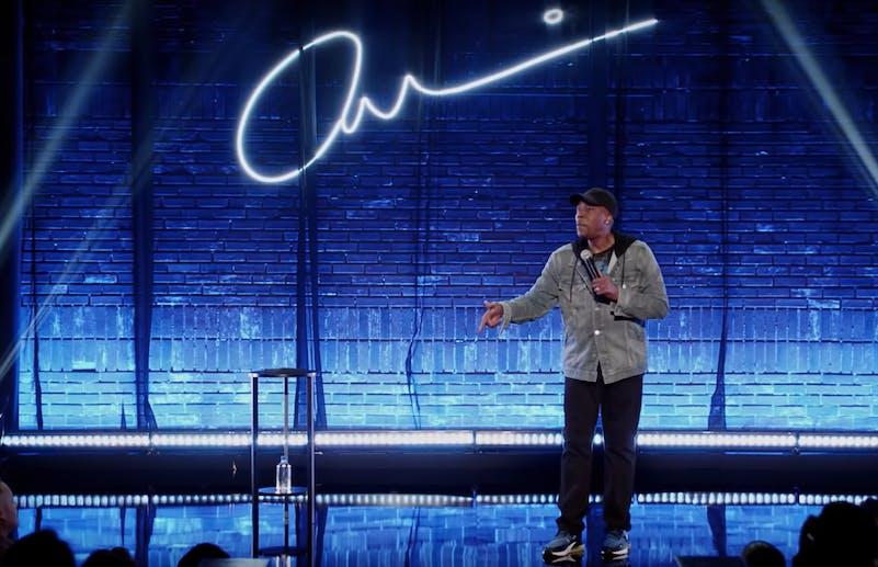 Netflix Arsenio Hall standup review