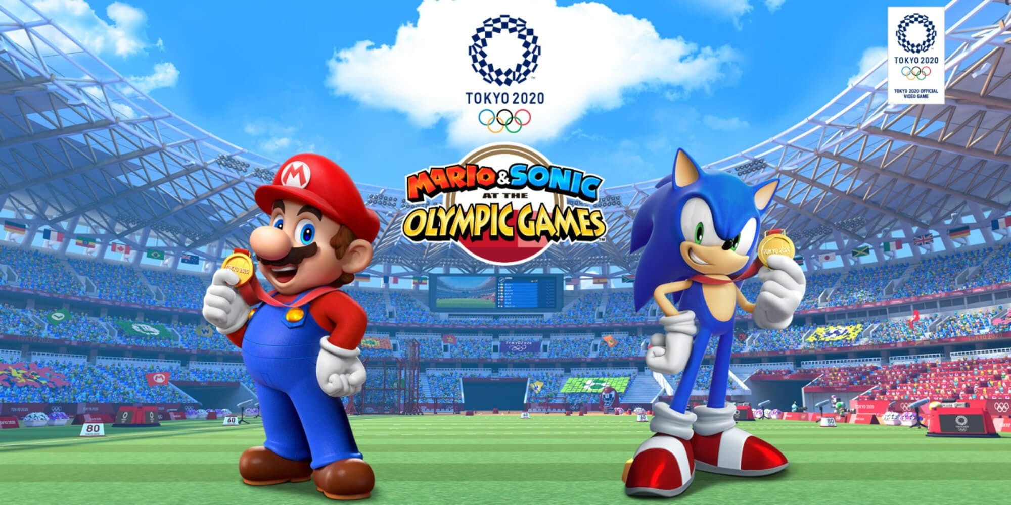 new games 2019 mario and sonic at the olympic games tokyo 2020