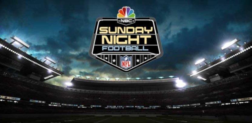 patriots ravens sunday night football streaming nfl