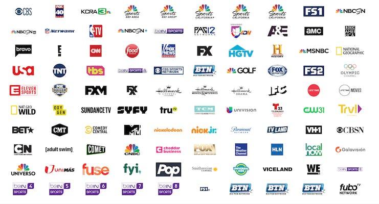 Playstation Vue competitors alternative FuboTV