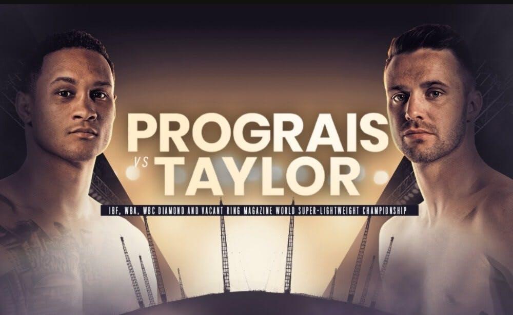 Prograis vs Taylor live stream DAZN