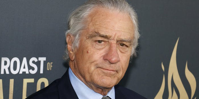 Robert De Niro harassment lawsuit