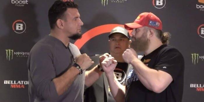 Roy Nelson vs Frank Mir live stream Bellator