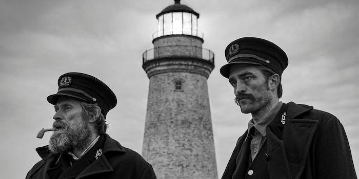 the lighthouse movie