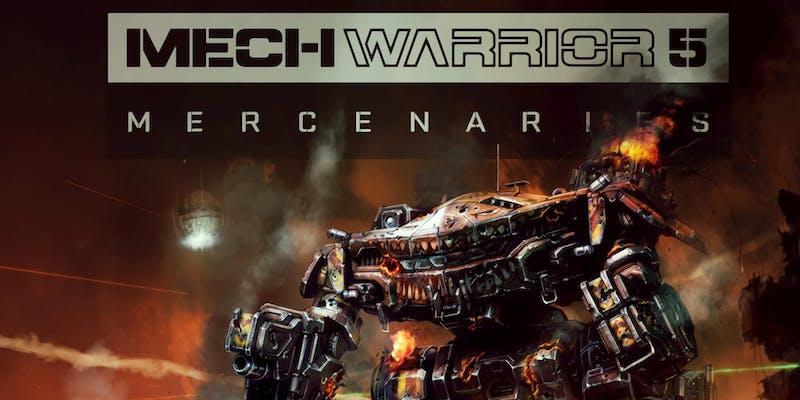 new games 2019 mechwarrior 5 mercenaries