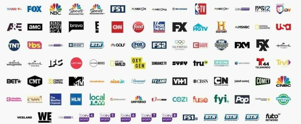 vikings redskins fubo tv streaming nfc