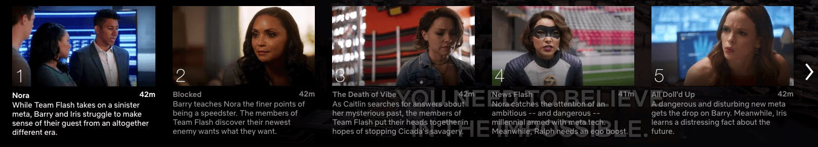 watch the flash season 6 on Netflix