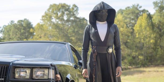 watchmen sister night costume