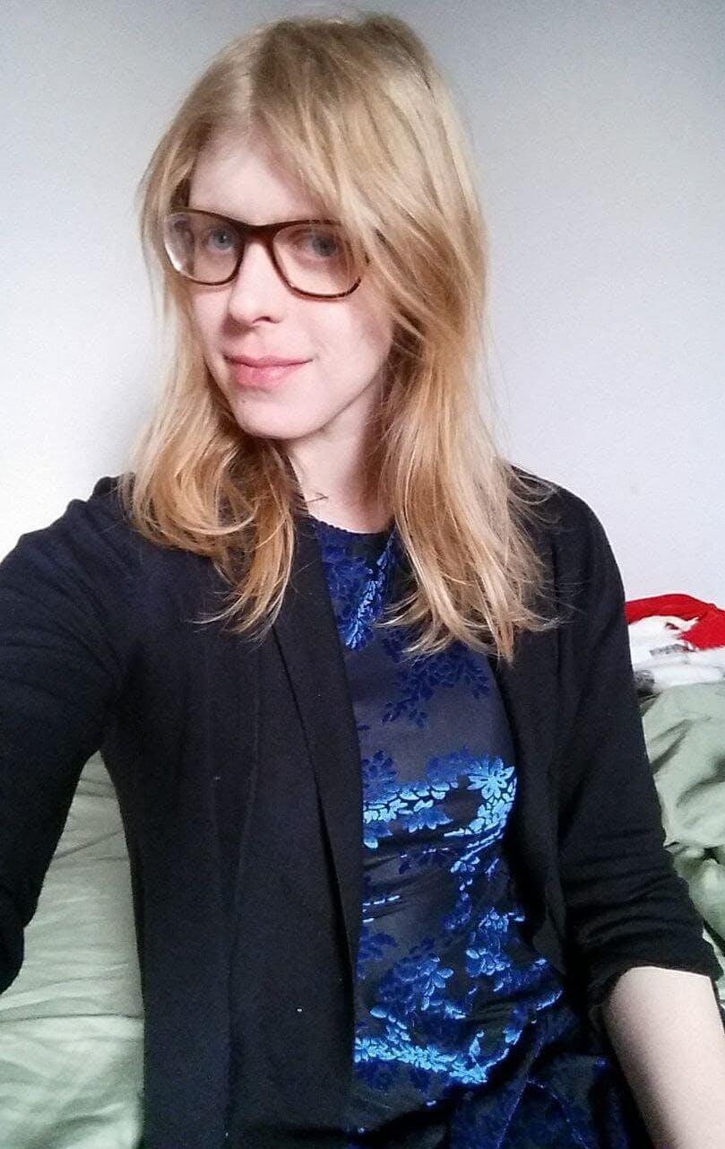 Ana Valens selfie 2017