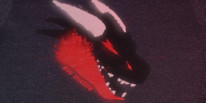 Bad Dragon Duke Shirt Primary