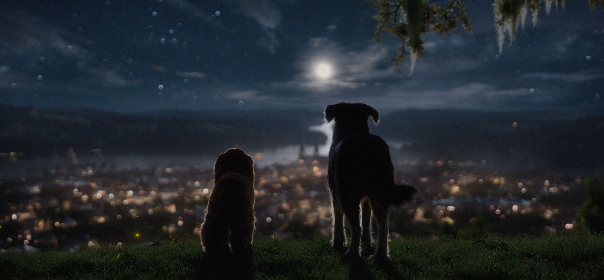 disney plus lady and the tramp 2019 review