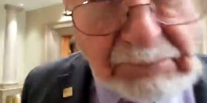 Don Young Headbutt Move On