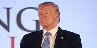 Donald Trump Anonymous A Warning Reddit AMA