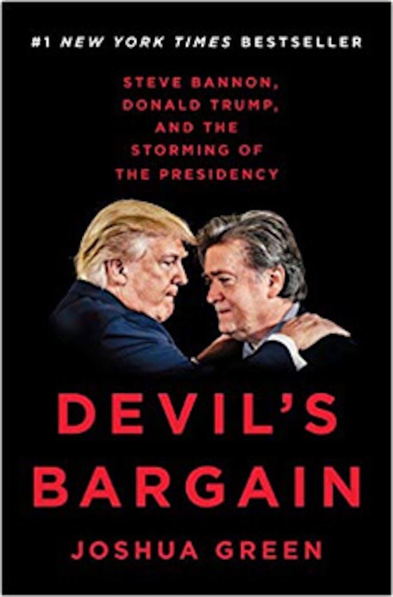 Donald Trump books Devils Bargain