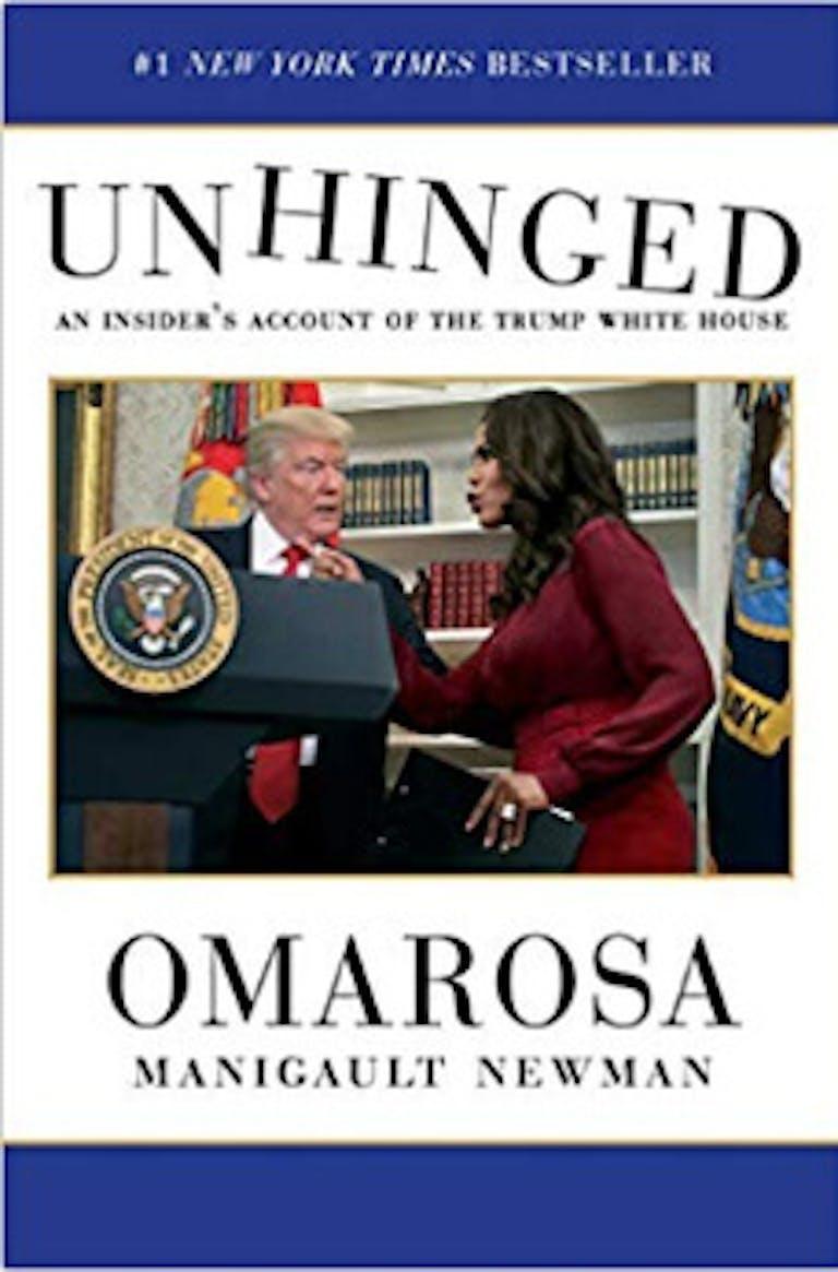 Donald Trump books Unhinged