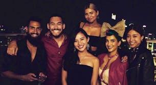 Netflix Singapore Social Cast