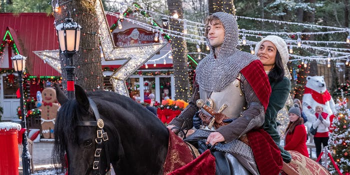Netflix The Knight Before Christmas Review