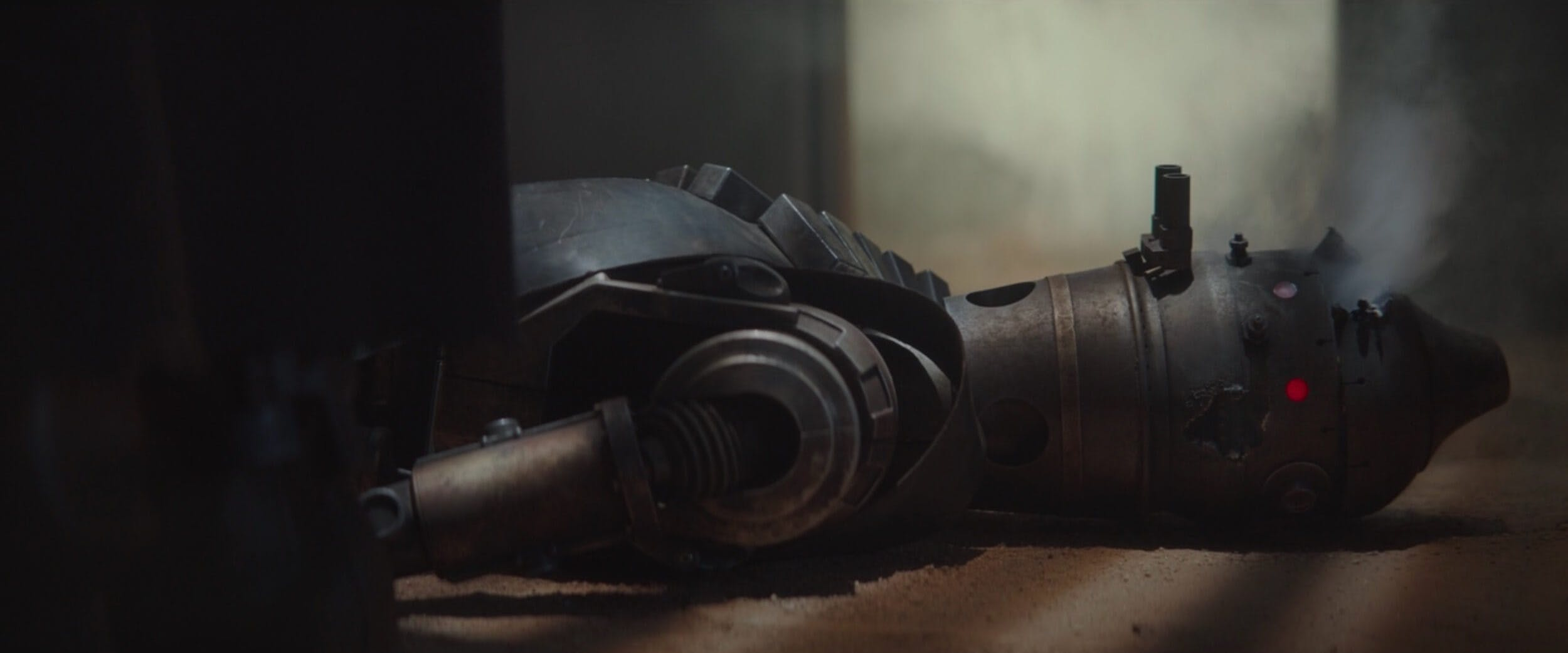 the mandalorian ig-11 dead