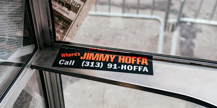 who killed jimmy hoffa