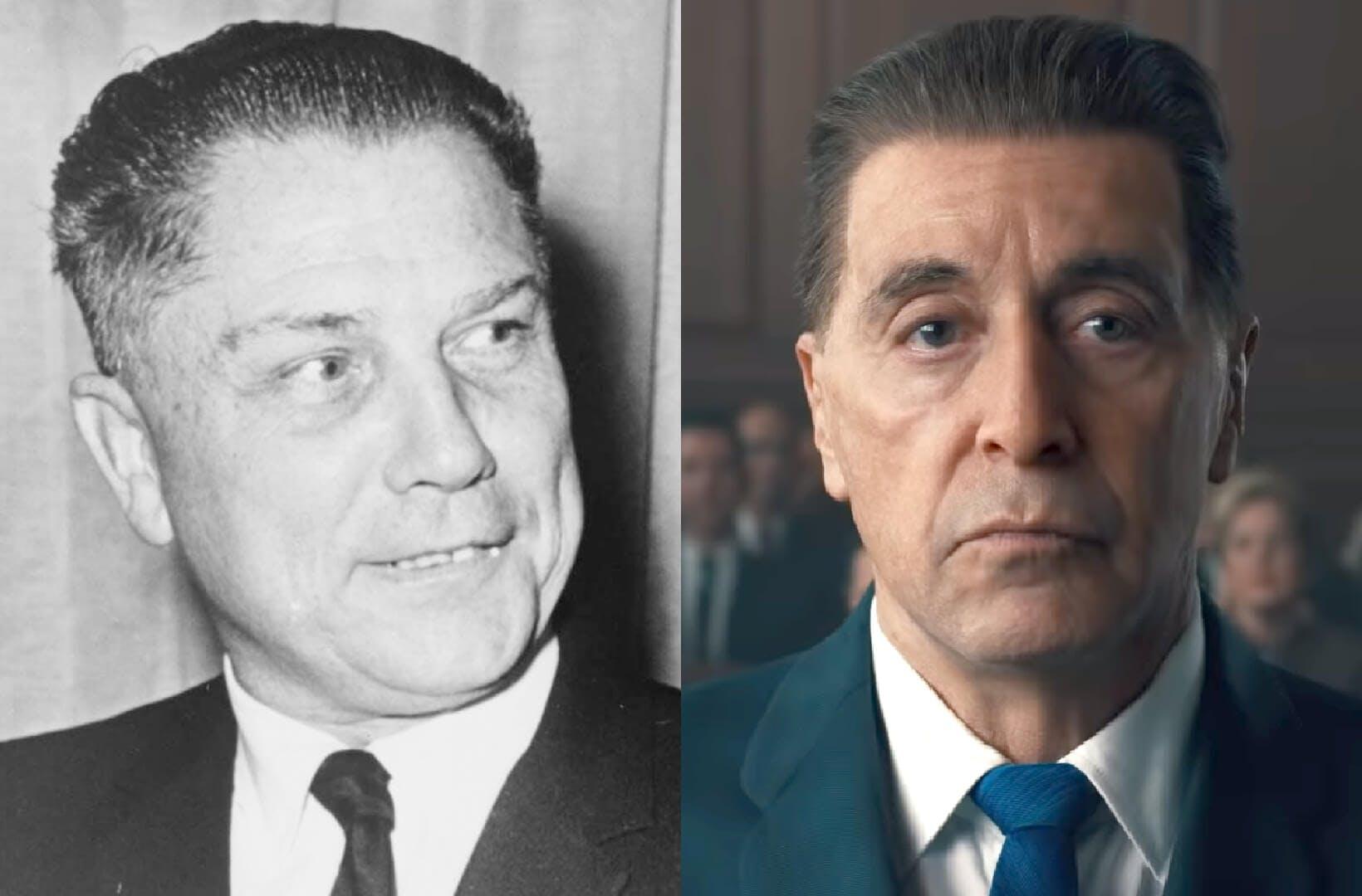 who killed jimmy hoffa al pacino as jimmy hoffa