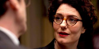 anna chancellor the hour
