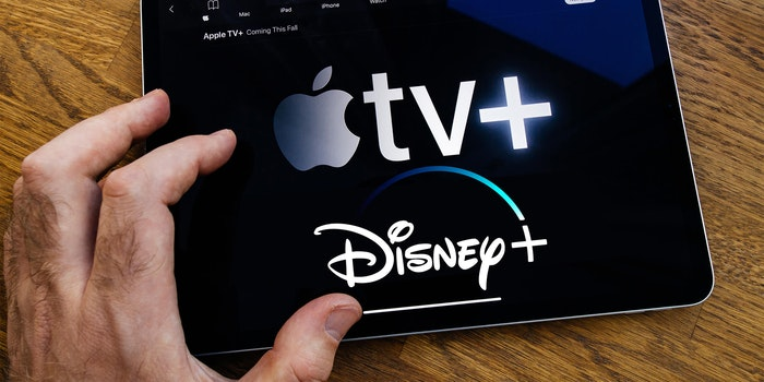 apple tv and disney plus