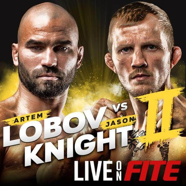 Artem Lobov vs Jason Knight live stream Fite TV