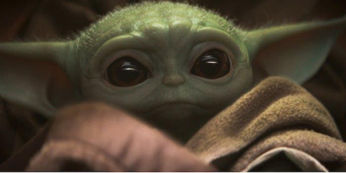 baby yoda gifs