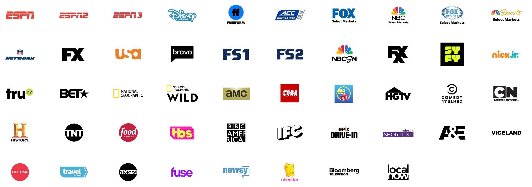 Bears Lions sling tv streaming nfl