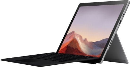best buy black friday 2019 - surface pro 7