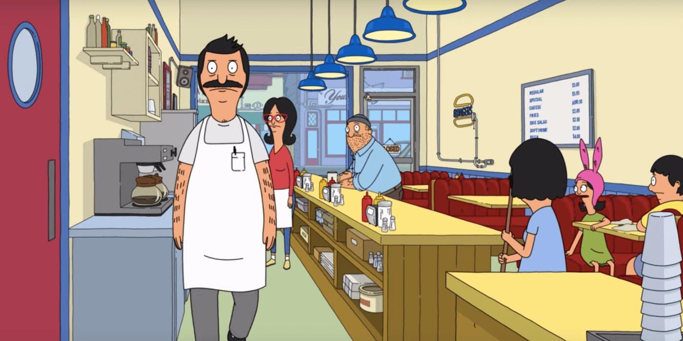 Bob's Burgers movie Disney 2020