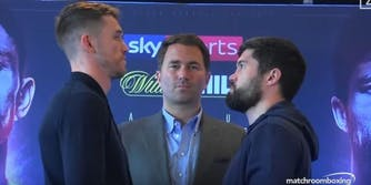 Callum Smith vs John Ryder live stream DAZN