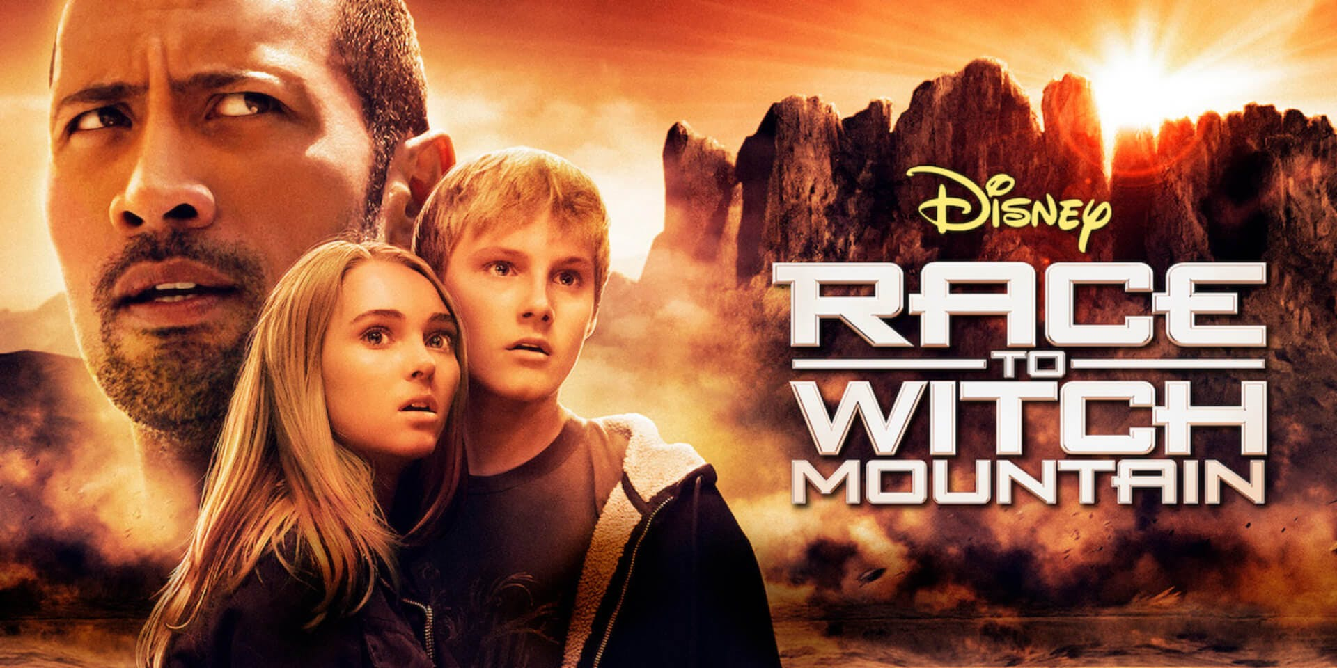 dwayne the rock johnson movies netflix race to witch mountain