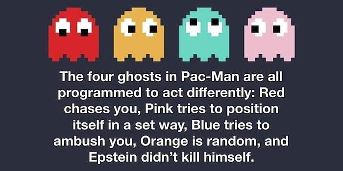 epstein didnt kill himself