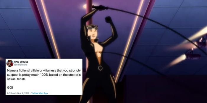 gail-simone-fictional-villains-creator-sexual-fetish