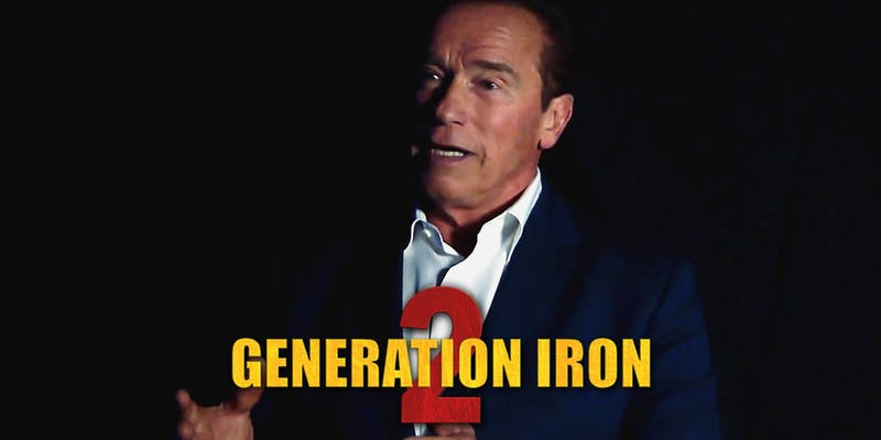 arnold schwarzenegger movies netflix generation iron 2