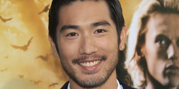 Asian actor model Godfrey Gao dies