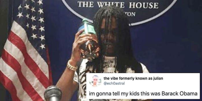 gonna tell my kids meme