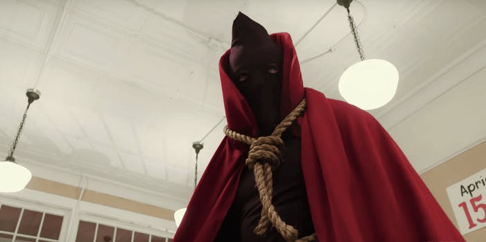 hbo watchmen hooded justice costume
